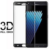 Защитное стекло Fema 3D 9H на весь экран для Samsung Galaxy Note 7 N930F черный