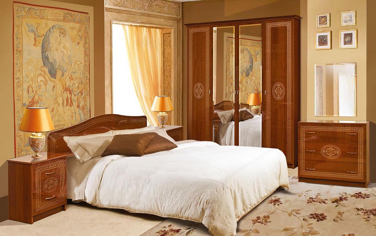 Спальня Флоренция  6Д, Світ меблів