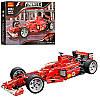 Конструктор - аналог Lego Гоночный болид Ferrari  Decool 3334