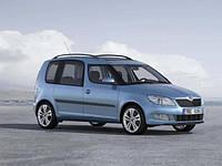Фаркоп на автомобиль SKODA ROOMSTER универсал 2006-