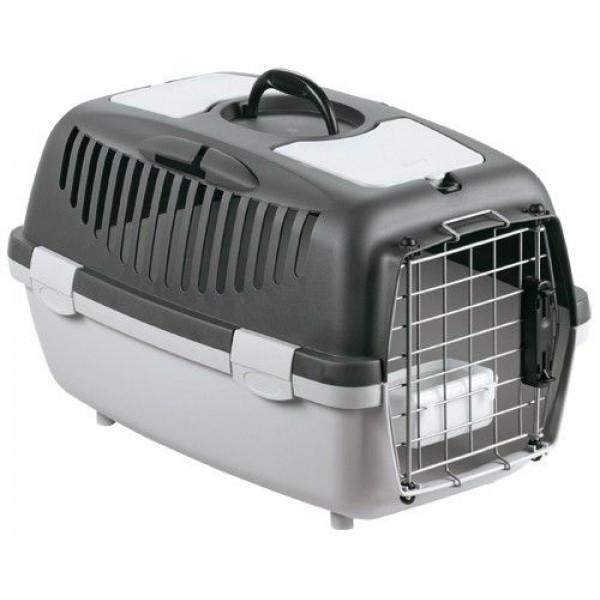 Stefanplast Gulliver IATA 1,2,3 Переноска для собак и кошек - металлическая дверца