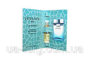 Мини-парфюм Versace Man Eau Fraiche мужской 5 мл