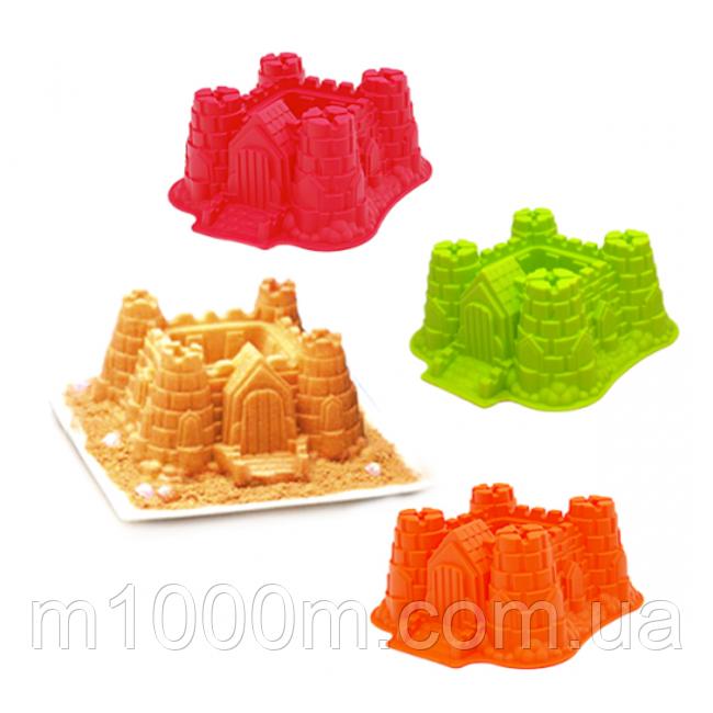 Форма для выпечки 3D Замок 20035  (28*24*12 см)