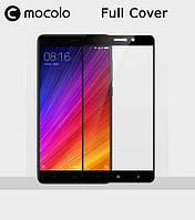 Защитное стекло Mocolo 2.5D 9H на весь экран для Xiaomi Mi 5s Plus черный