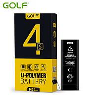 Аккумулятор для Iphone 4s GOLF Li-Polymer батарея айфон