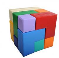 Куб Трансформер из 9 модулей