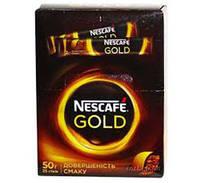 Кофе растворимый в стиках Nescafe Gold