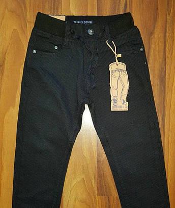 Детские школьные брюки на резинке 116р( 2шт)