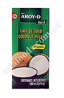 Кокосовое молоко 60% Aroy-D 1 л, фото 1