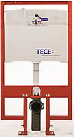 Инсталляция TECE глубиной 8см для подвесного унитаза