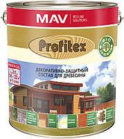 Cостав PROFITEX декоративно-защитный пропиточный для древесины