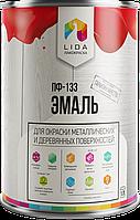 Эмаль ПФ-133 тм Lida