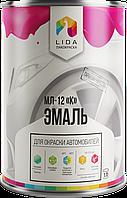 Эмаль МЛ-12 «К» тм Lida