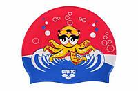Шапочка для плавания детская ARENA AWT MULTI. Распродажа! Оптом и в розницу!, фото 1