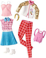 Одежда для Барби. Комплект Бохо из двух нарядов. Barbie Boho Fashion Doll Outfit