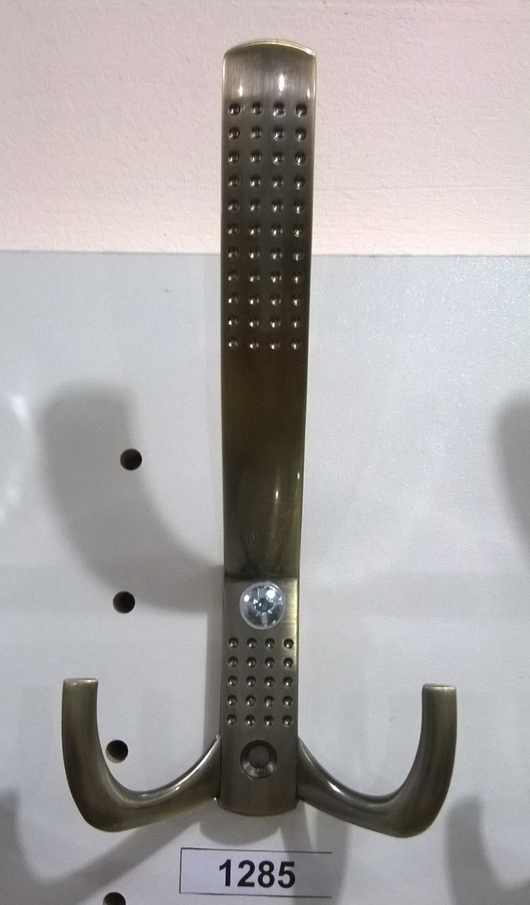Крючок Z-355 АВ античная бронза аналог