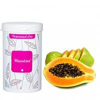 Massena Альгинатная маска с энзимами папаи  300 гр