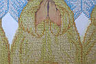Набор для вышивки микробисером Послушание (32 х 23 см) Абрис Арт ABM-002, фото 3