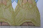 Набор для вышивки микробисером Послушание (32 х 23 см) Абрис Арт ABM-002, фото 5