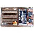 Радио RX 307,Радиоприемник GOLON ,Радио-приемник RX-307, фото 4