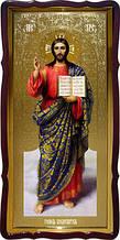 Ікони Христа Спасителя (фон золото)