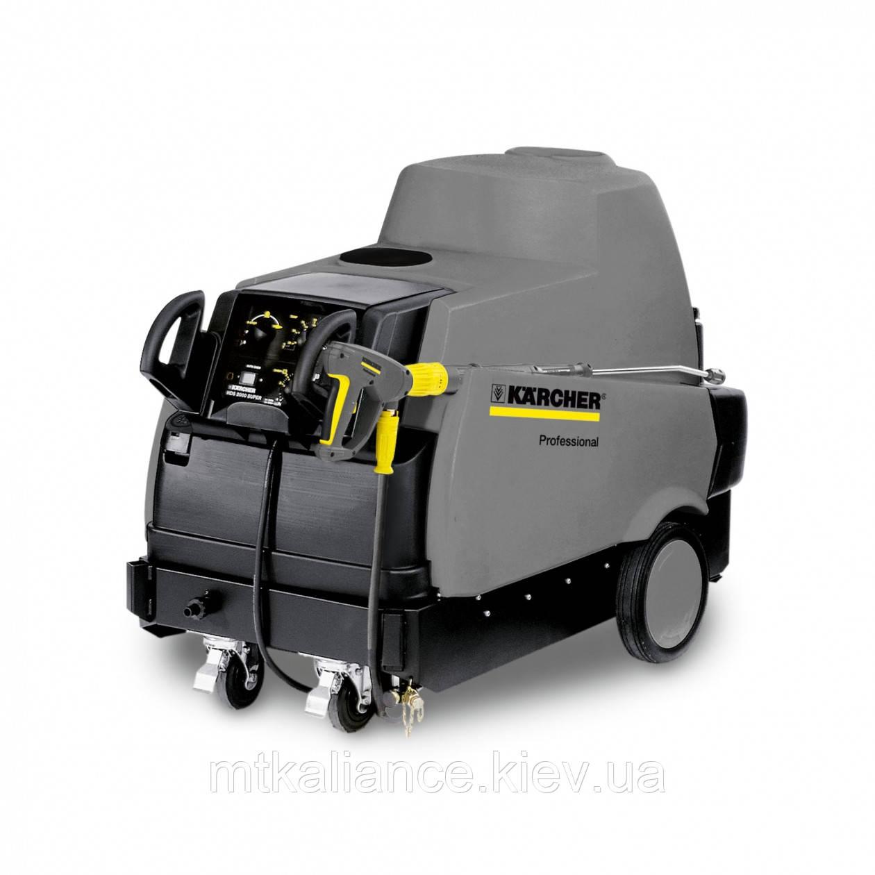 Аппарат высокого давления Karcher HDS 2000 Super с подогревом воды