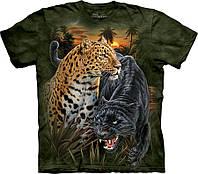 3D футболка The Mountain - Two Jaguars
