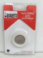 Комплект запчастей к гейзерной кофеварке Bialetti (1 чашкa)
