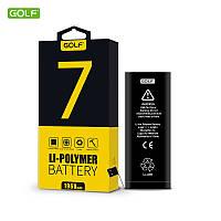 Аккумулятор для Iphone 7 GOLF Li-Polymer батарея айфон