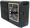 Радиоприемник GOLON RX-98/9922 UAR USB+SD, мультидиапазонный радиоприемник, радио колонка golon, фото 2