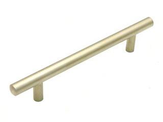Рейлинговая ручка L=192 мм сатин