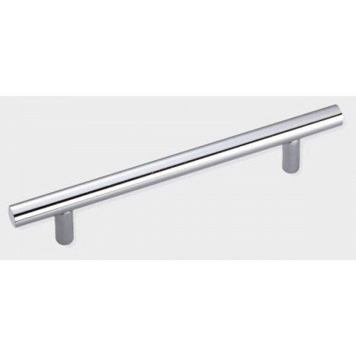 Рейлинговая ручка L=352 мм хромированная