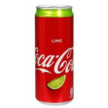 Coca-cola Lime 330ml