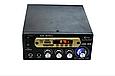 Усилитель звука UKC SN-805U USB+SD+FM+Karaoke, фото 4