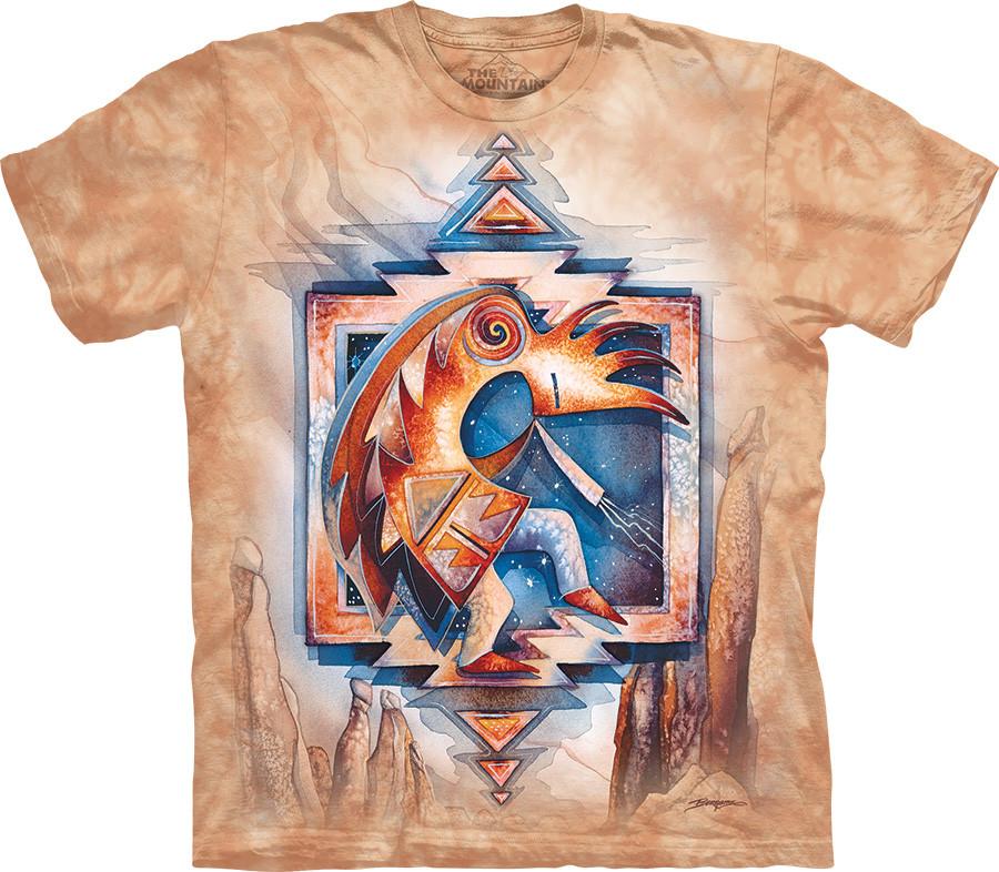 3D футболка The Mountain -  Just Keep Dancing