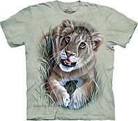 3D футболка The Mountain -  Lion Cub