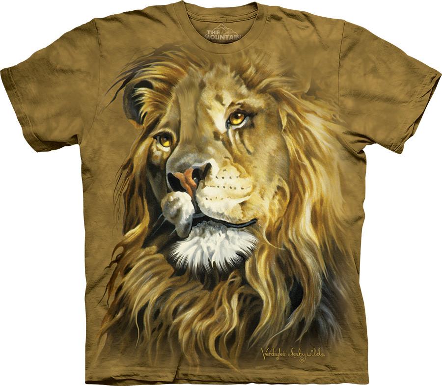 3D футболка The Mountain -  Lion King