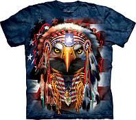 3D футболка The Mountain -  Native Patriot Eagle