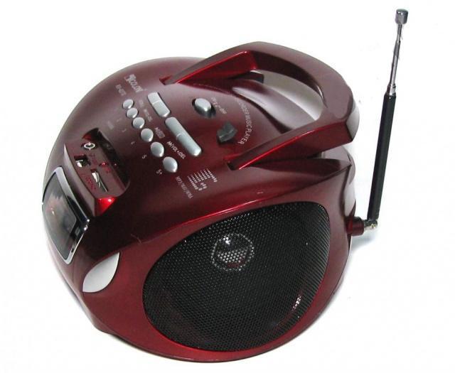 GOLON RX 627Q колонка радиоприемник