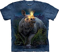 3D футболка The Mountain -  Rhinoceros Unicornis