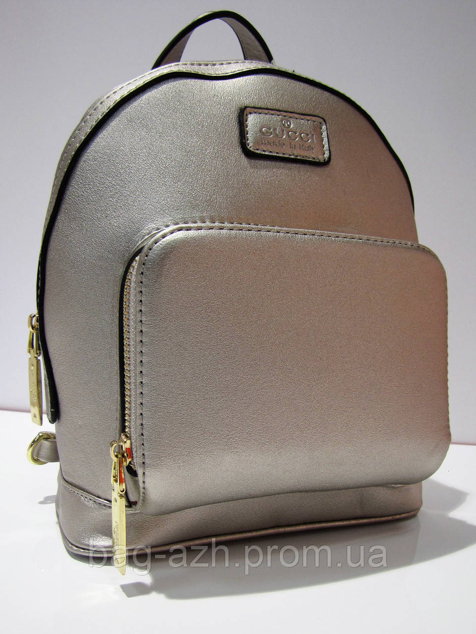 Рюкзак Gucci silver
