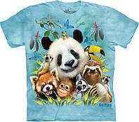 3D футболка The Mountain - Zoo Selfie