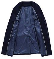 Мужское шерстяное весеннее пальто. Модель 6333, фото 5
