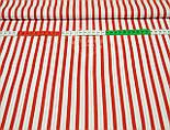 Бязь с красной полоской шириной 6 мм (№ 136а)., фото 5