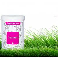 Massena Быстрорастворимая альгинатная маска свежие травы (обновление, отбеливание) 100 гр
