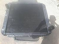Радиатор водяного охлаждения КАМАЗ-54115  ( 4 рядный, медный) (производство Иран)