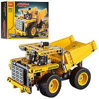 Конструктор - аналог Lego Карьерный грузовик / бульдозер 2 в 1 Decool 3363