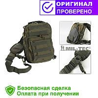 "Рюкзак однолямочный Mil-tec ""ONE STRAP ASSAULT PACK SM"" от Sturm (14059101)"