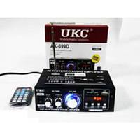 Усилитель  AMP 699, мощный усилитель звука amp, усилитель мощности звука, цифровой радиоприемник
