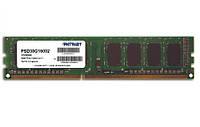 Оперативная память для компьютера 8Gb DDR3, 1600 MHz (PC3-12800), Patriot, 11-11-11-28, 1.5V (PSD38G16002)